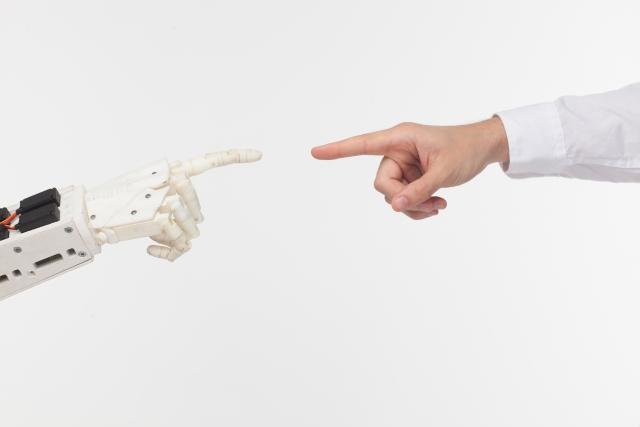 人と機械の共生